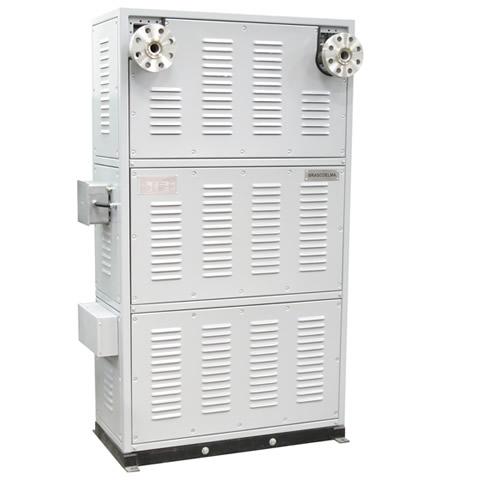 25 KW Compressed Air 400ºC 80Bar