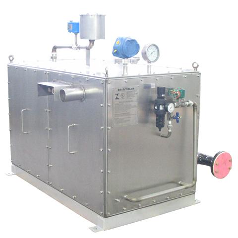 45 KW Natural Gas 18Bar 30ºC Ex