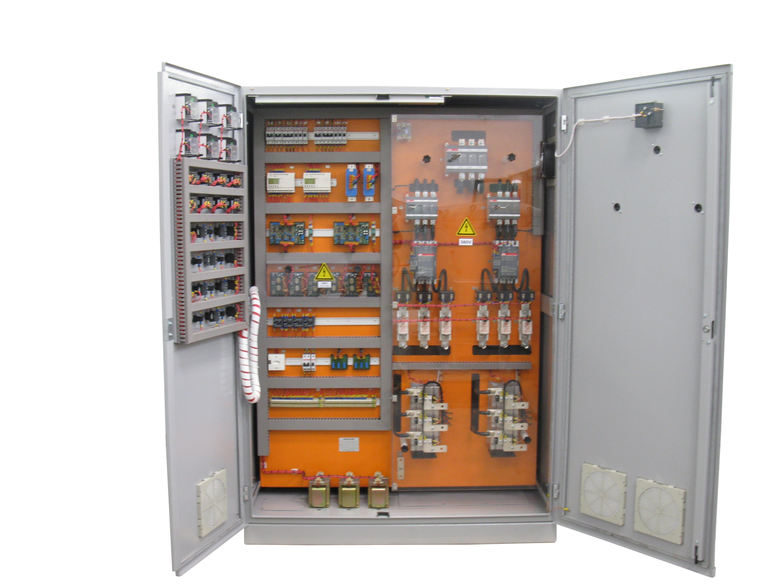Painel controle tiristorizado 110KW