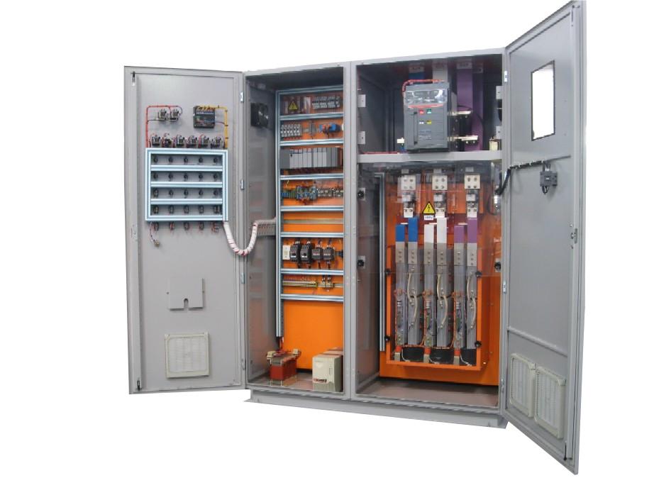 Painel tiristorizado 1100 KW 1600A