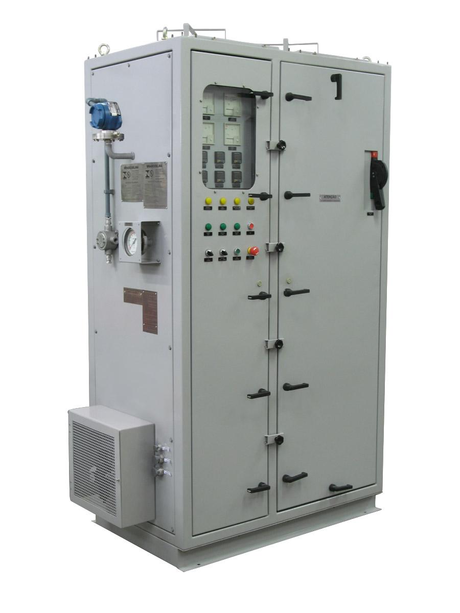 Painel tiristorizado 550KW