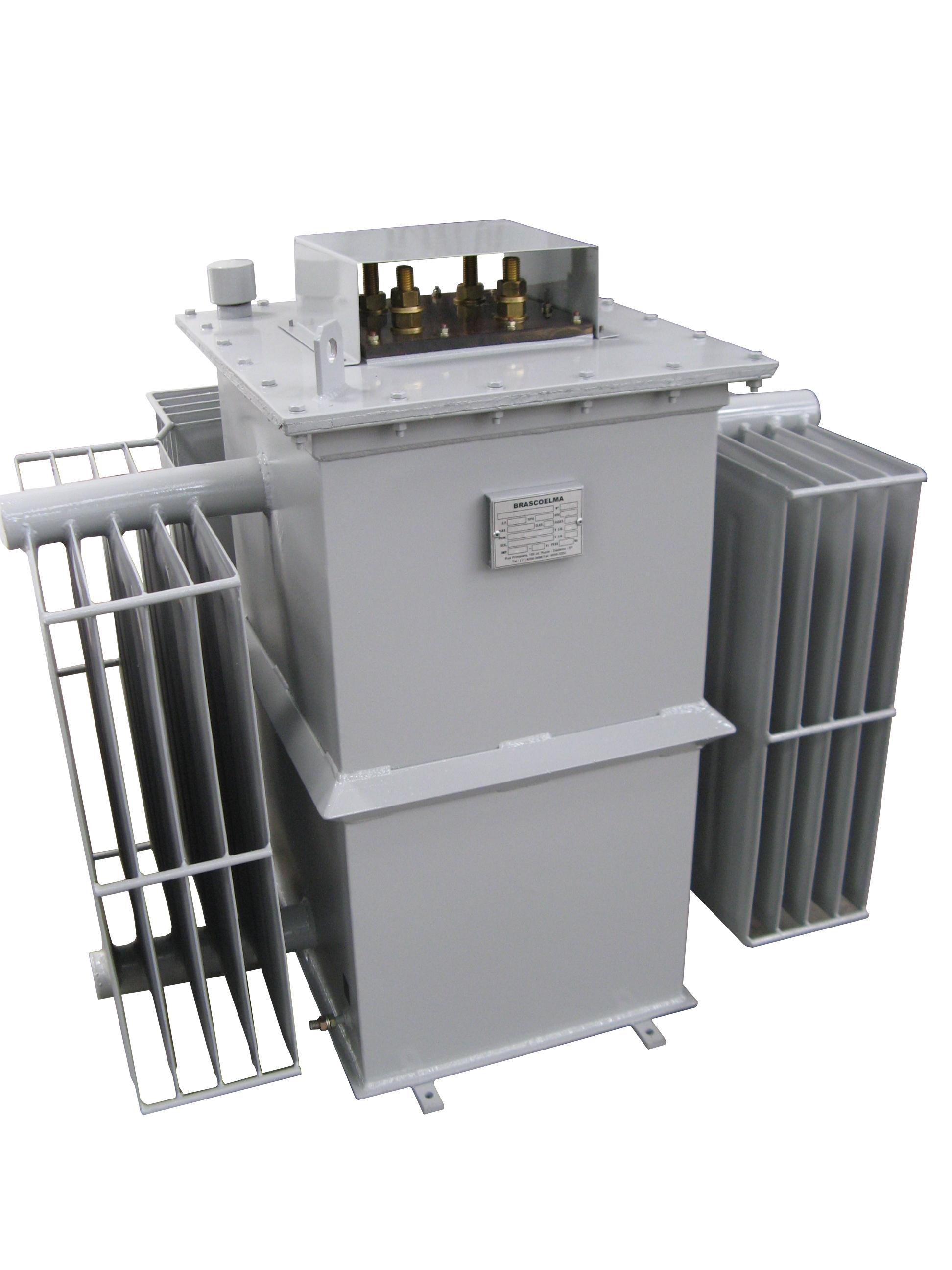Reator 180KVAr