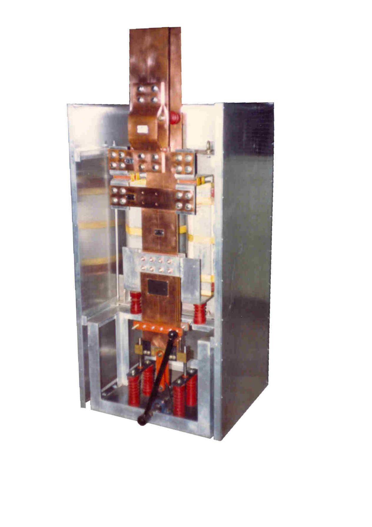 Reator 500KVAr 480V